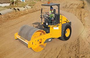 Устройство основания и покрытия из песчано-гравийных смесей (ПГС) или щебеночно-песчаных смесей