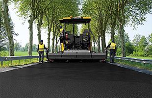 Строительство лесных дорог